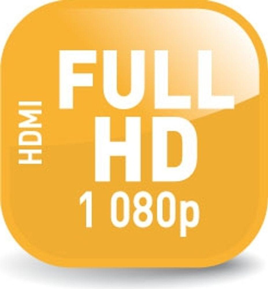 Compatibilité Full HD 1080p jusqu'à 50m !