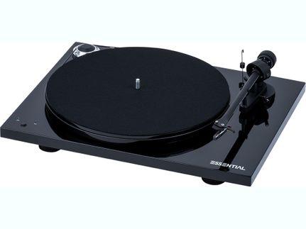 PROJECT ESSENTIAL III SB Piano Black (avec OM10)