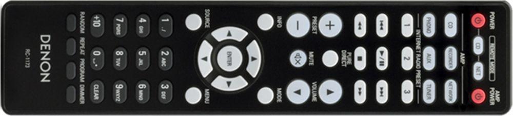 Télécommande Denon PMA-520