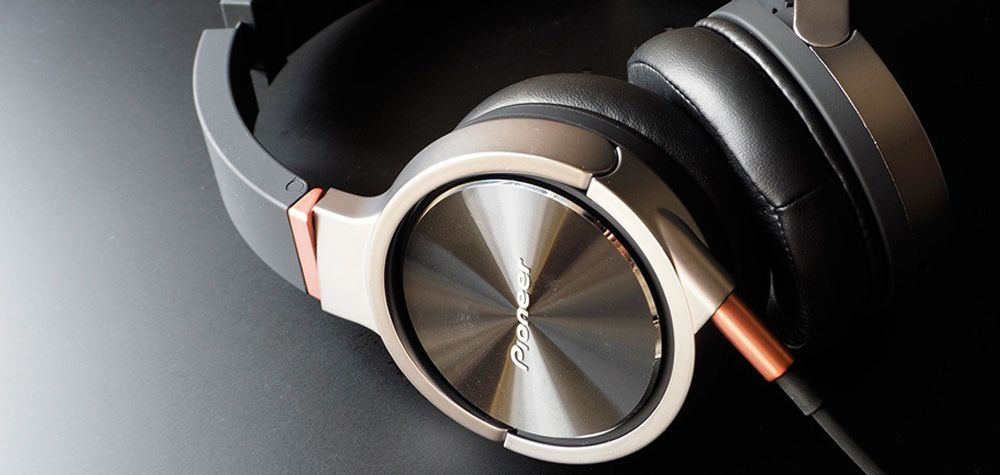 Casque Hi-Res audio Pioneer SE-MHR5