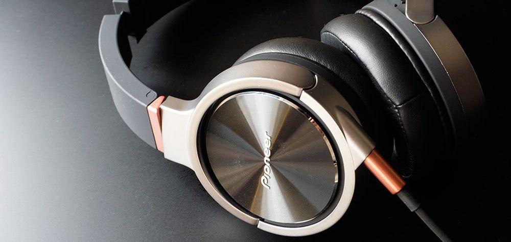Casque Hi-Res audio Pioneer SE-MHR5