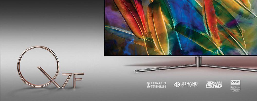 Téléviseur QLED Samsung 65Q7F