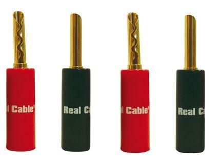REAL CABLE BFA6020 (lot de 4)