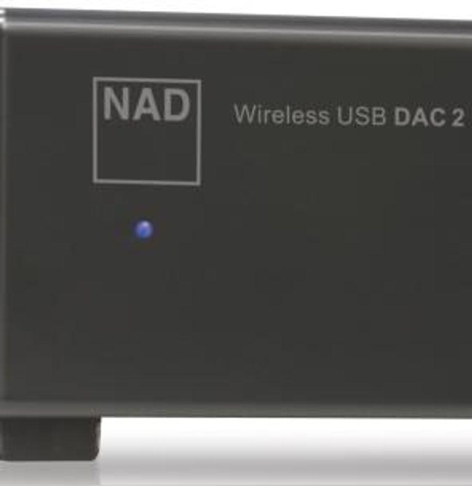 Récepteur NAD DAC 2
