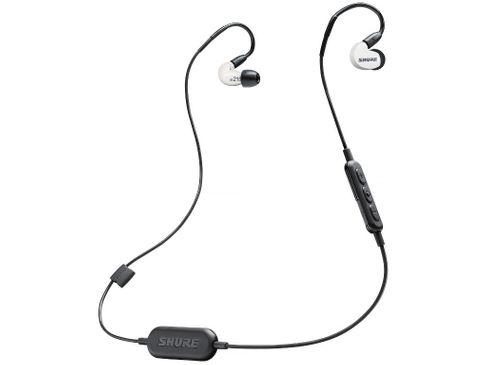 SHURE SE215 Bluetooth Blanc