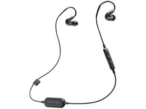 SHURE SE425 Bluetooth + jack 3.5mm Argent