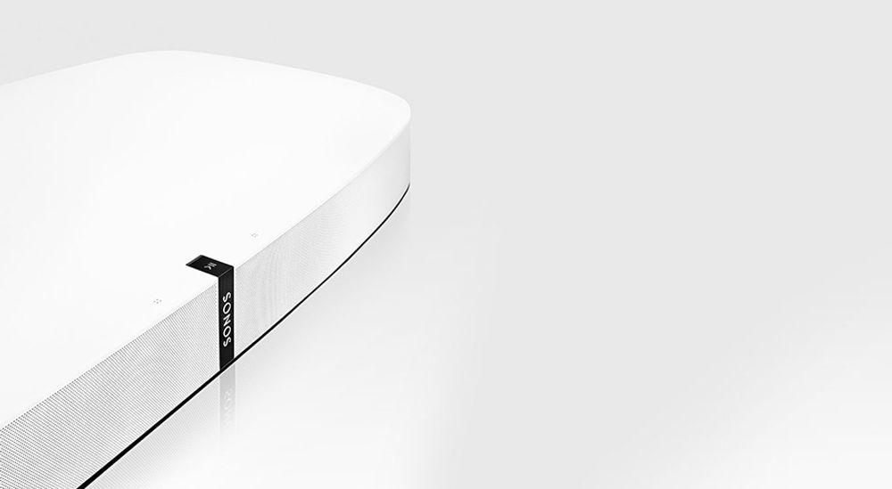 Sonos PLAYBASE Soundbase sans fil pour le home cinéma et la musique en streaming