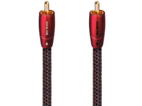 AUDIOQUEST Red River RCA (3m)