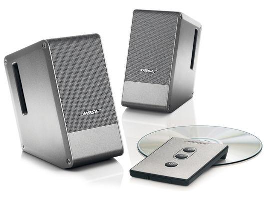BOSE® Computer MusicMonitor® Argent