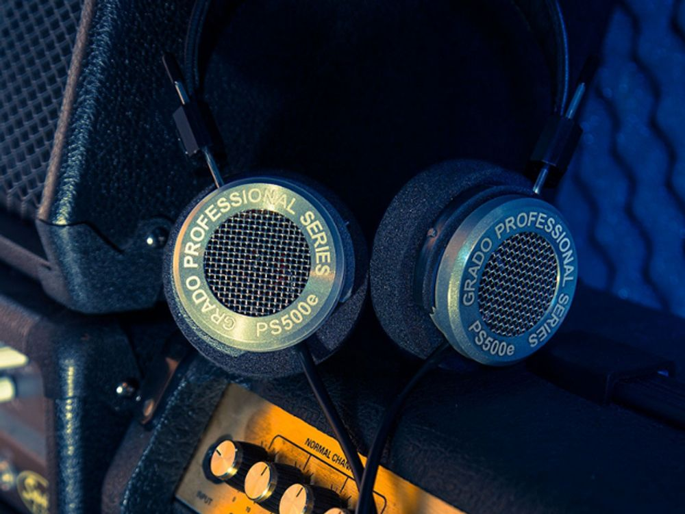 Casque audiophile Grado PS500e