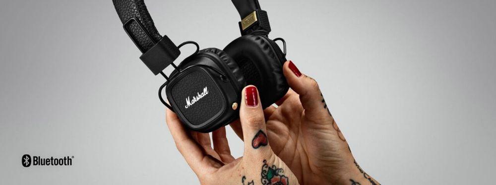 Marshall Major 2 Bluetooth