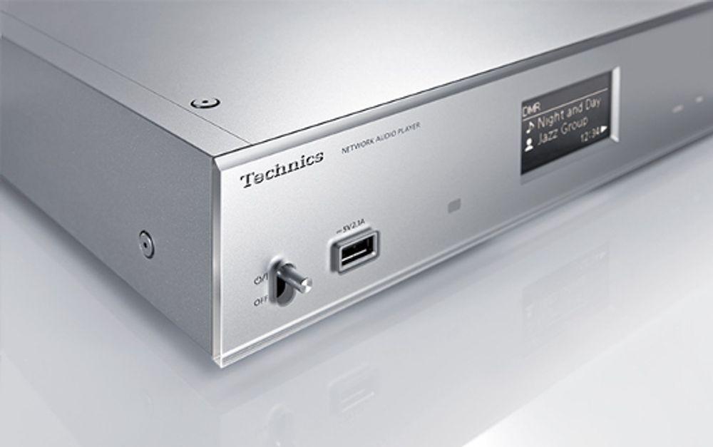 Lecteur réseau Technics ST-C700