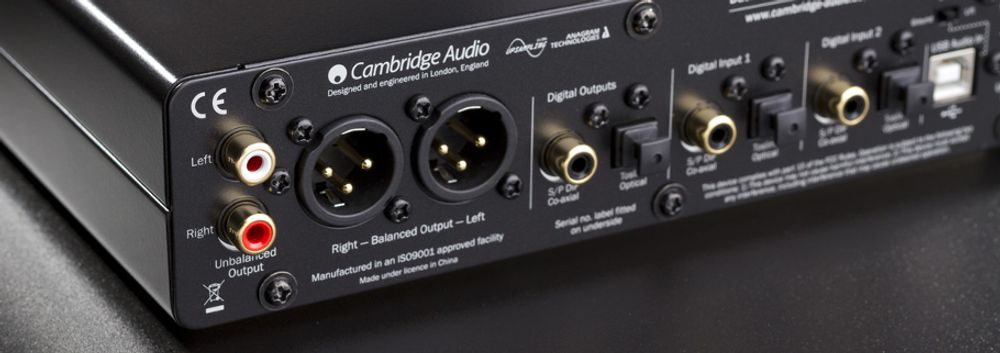 Cambridge Dac Magic Plus