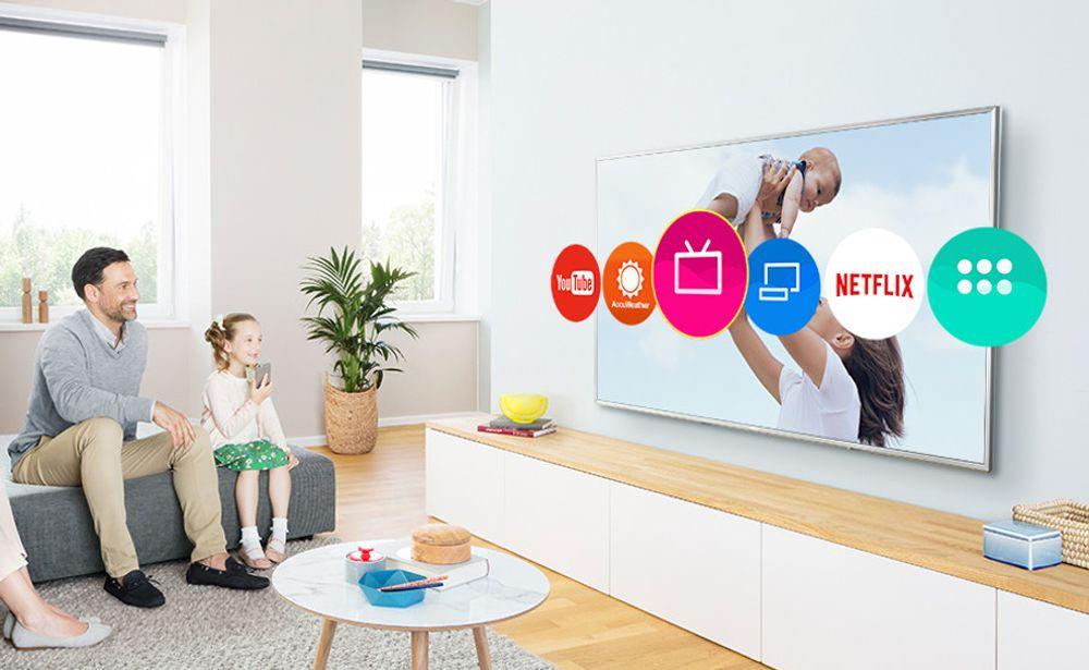 Smart TV 4K Panasonic TX-55EX600E
