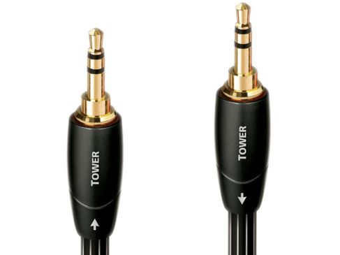 AUDIOQUEST Tower Mini-jack 3.5mm (1.5m)