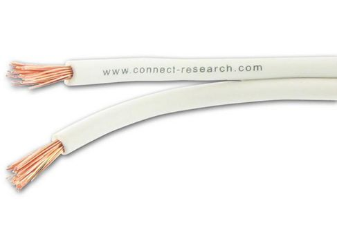 CONNECT RESEARCH CHP159 1,5 mm² Blanc (au mètre)