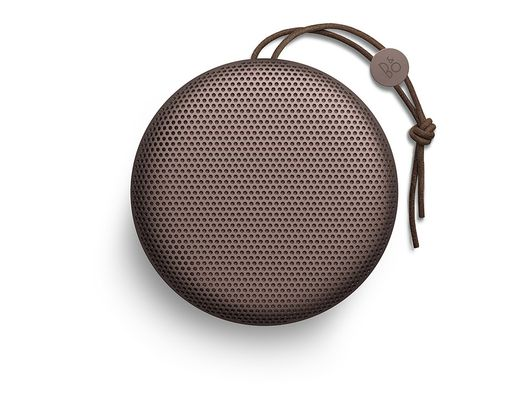 B&O Beoplay A1 Deep Red