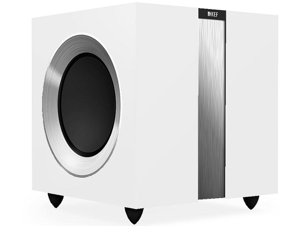 KEF R400B : conception interne