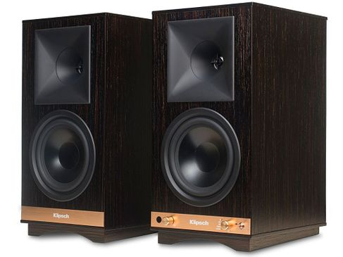 KLIPSCH The Sixes Ebony (la paire)