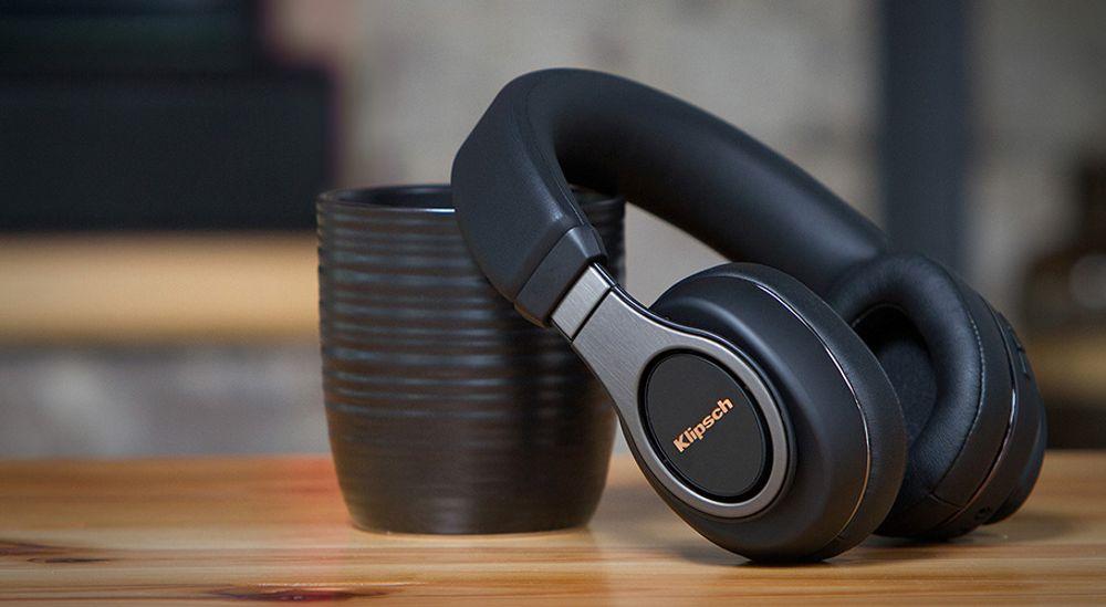 Casque audio circum-auriculaire sans fil Bluetooth avec autonomie de 20hr - KLIPSCH Reference Over Ear BT