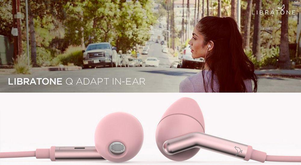 Casque intra-aural avec système intelligent de contrôle du bruit CityMix™ et connecteur Apple Lightning