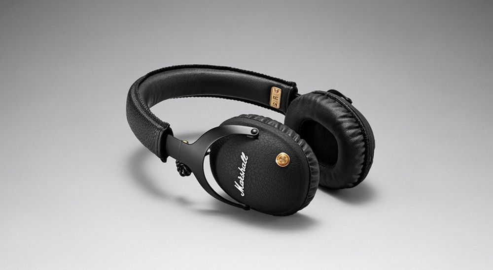 Casque sans fil Bluetooth® avec transducteur dynamique de 40 mm - MARSHALL Monitor Bluetooth®