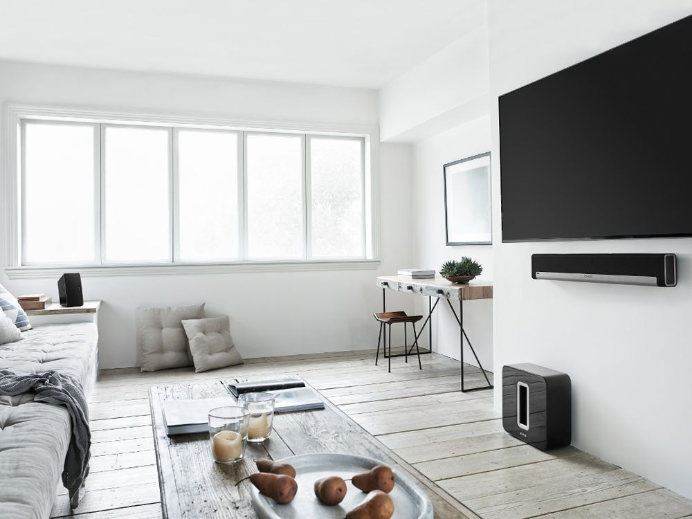 Sonos Support Mural Playbar Wall Mount Kit Supports Hi
