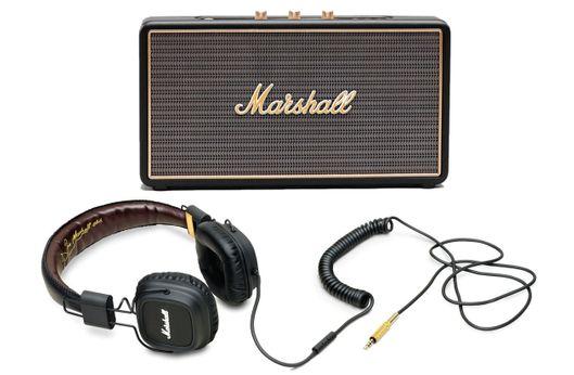 MARSHALL Stockwell + Major 2 Noir
