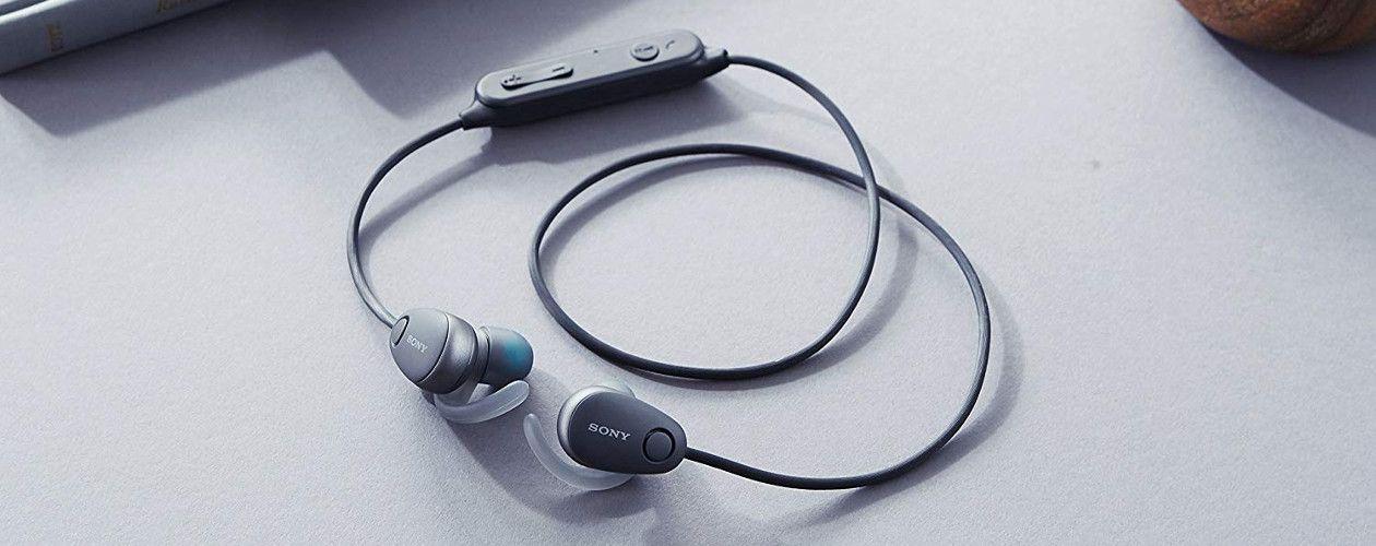 Sony Wi Sp600 Rose Casques Avec Microphone Pour Smartphones Cobrafr