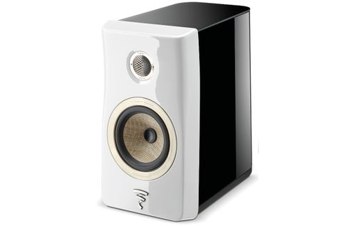 FOCAL KANTA N°1 Black / Carrara White High Gloss (Modèle EXPO)