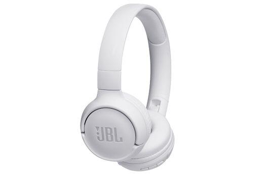 JBL T500 BT Blanc