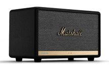 MARSHALL ACTON II Voice Alexa Noir
