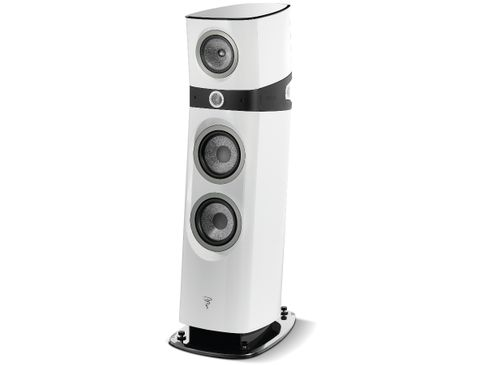 FOCAL SOPRA N°3 Carrara White