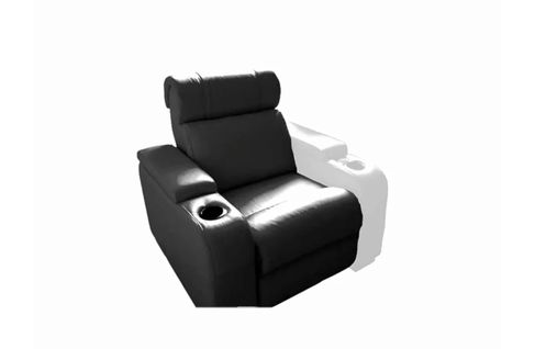 LUMENE HOLLYWOOD LUXURY II (Assise + accoudoir droit)