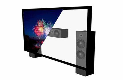 LUMENE MOVIE PALACE UHD 4K Acoustic 400C (16:9)