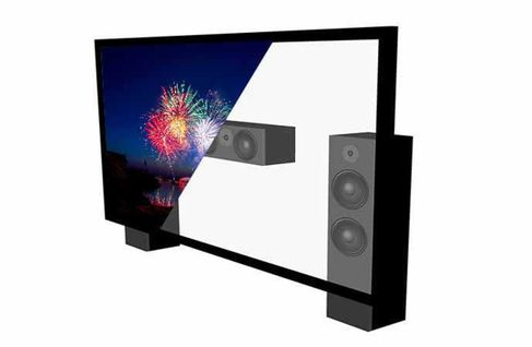 LUMENE MOVIE PALACE UHD 4K Acoustic 300C (16:9)