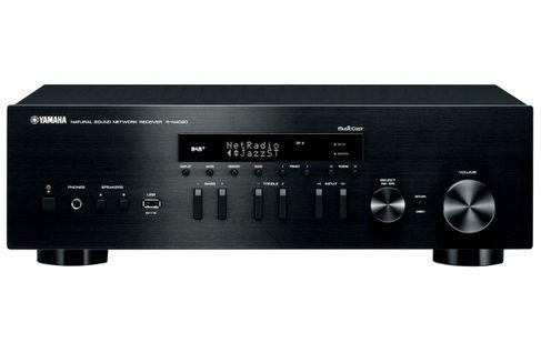 YAMAHA MusicCast R-N402D Noir
