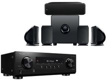 PIONEER VSX-534 Noir + FOCAL Pack Cinema Plus
