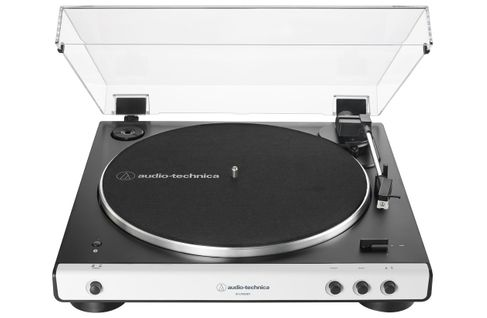 AUDIO TECHNICA AT-LP60XBT Blanc