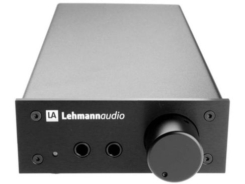 LEHMANN AUDIO Linear D II Noir