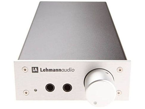 LEHMANN AUDIO Linear USB II Silver