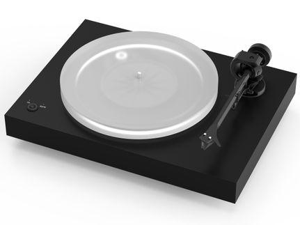 PROJECT X2 Satin Black (avec 2M Silver)