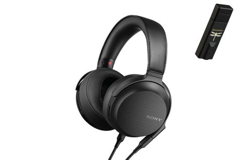 SONY MDR-Z7M2 + AUDIOQUEST Dragonfly Black