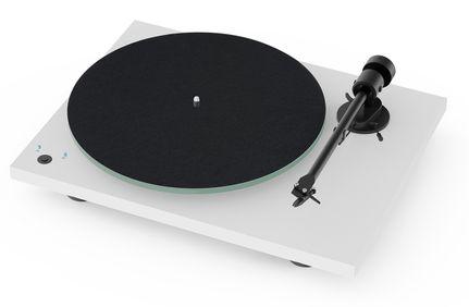 PROJECT T1 Phono SB White (avec OM5)