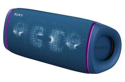 SONY SRS-XB43 Bleu