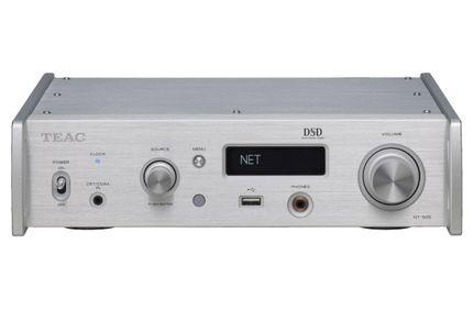 TEAC NT-505 Silver (STOCK B)
