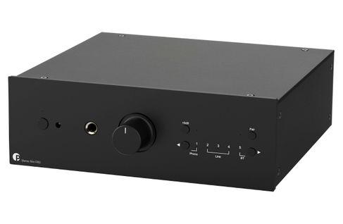PROJECT Stéréo Box DS2 Noir