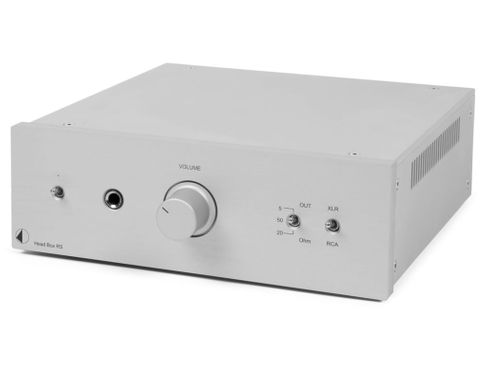 PROJECT Head Box RS Silver