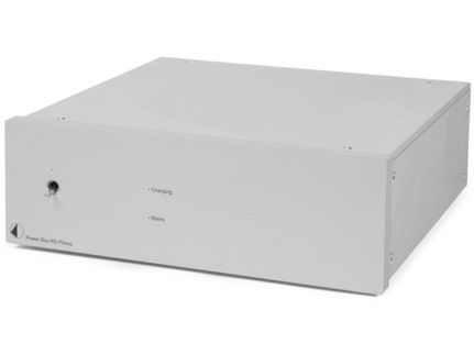 PROJECT Power Box RS PHONO Silver