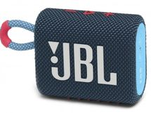 JBL GO 3 Rose/Bleu